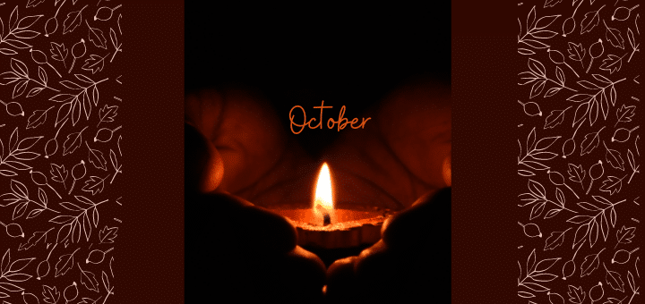Saint Quotes and Feast Days for the Month of October