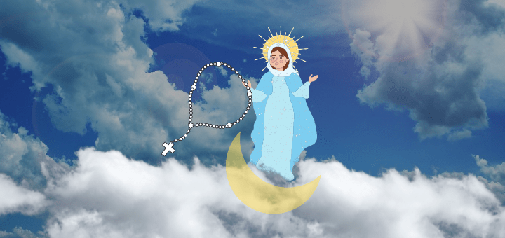 The 15 Promises of the Blessed Virgin Mary