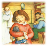 Little House Lessons: Contentment