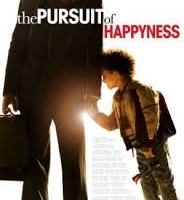 The Pursuit of Happyness: A wife who lacks the strength to endure hard times