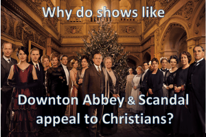 Spineless Downton Abbey & Scandal Retraction
