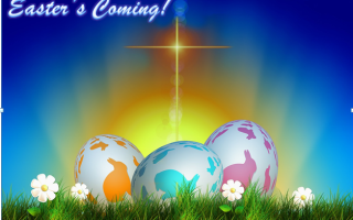 Easter's Coming!