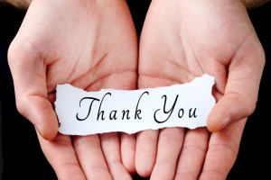 The Simple Act of Gratitude – Guest Post