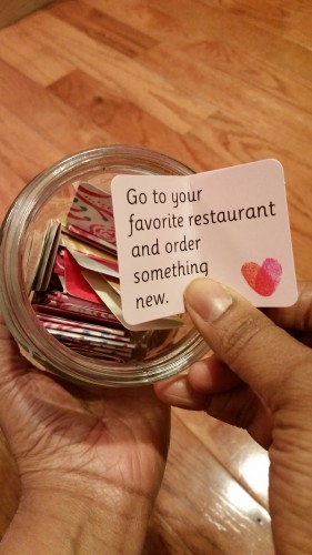 A year of date night ideas