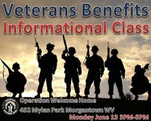 vets benefits class