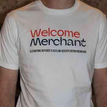 Welcome Merchant T-Shirt