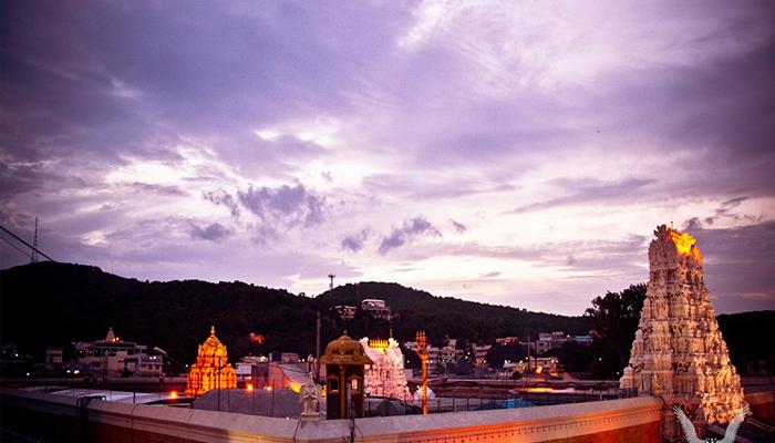 Tirumala Venkateshwara Temple (Tirupati Balaji Temple)