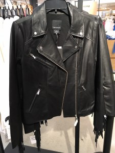 Trouve leather moto jacket at the Nordstrom Anniversary Sale