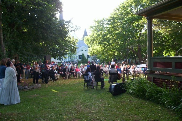 Wyatt Heritage Properties Concerts in the Garden