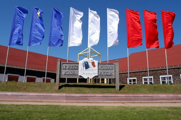 Le Musée acadien/The Acadian Museum