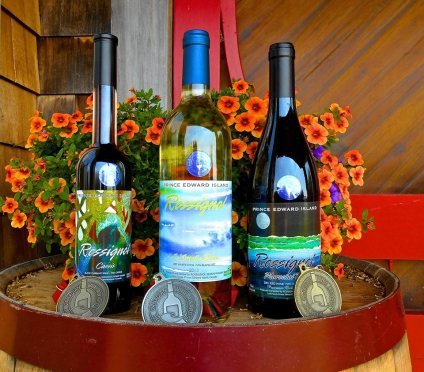 Award Winning Rossignol Wines