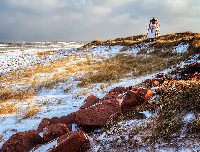 Covehead Lighthouse - Stephen Desroches