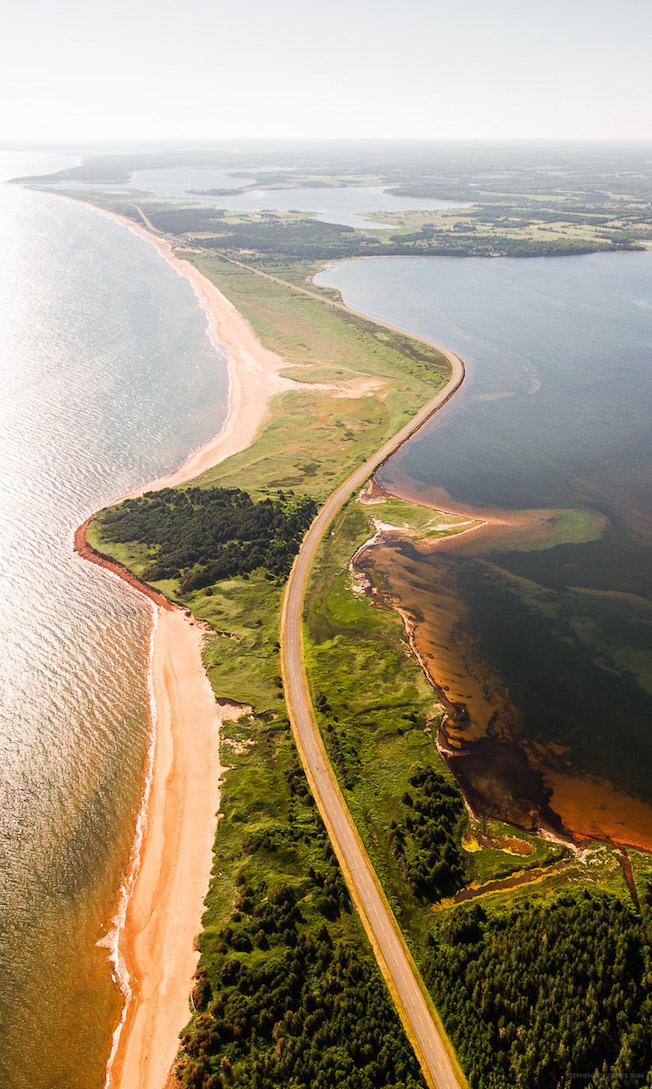 Robinson's Island Road, PEI
