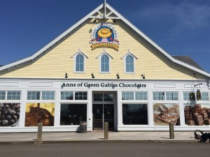 Anne of Green Gables Chocolates Store, Prince Edward Island