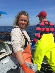 Lobster Fishing Crew, Prince Edward Island