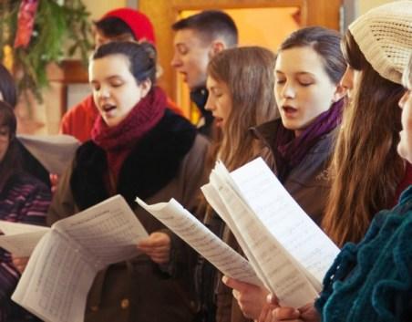 Christmas Carolling, Victorian Christmas Weekend