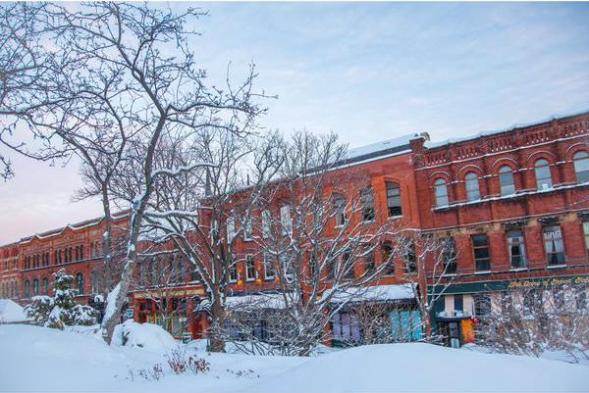 Victoria Row, Charlottetown PEI