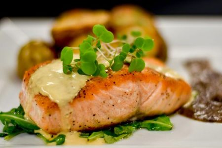 Delta Prince Edward Dining