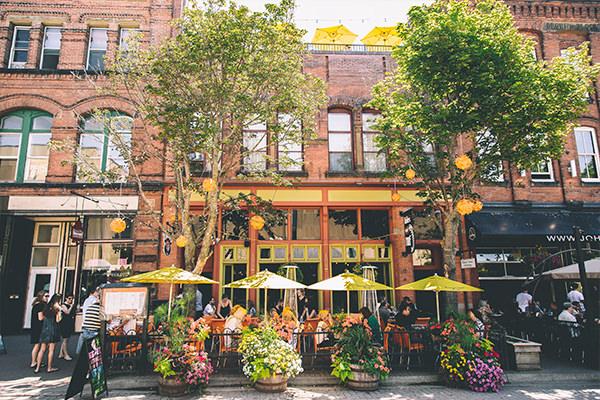 Fishbone's Oyster Bar & Grill, Charlottetown, PEI