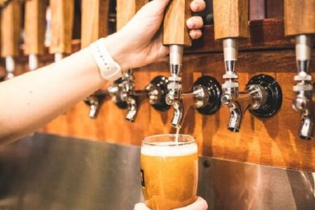 Gahan House Beer