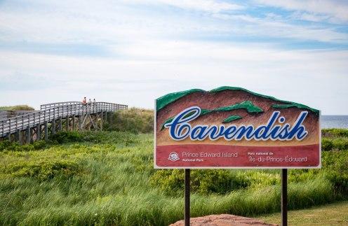 Cavendish PEI