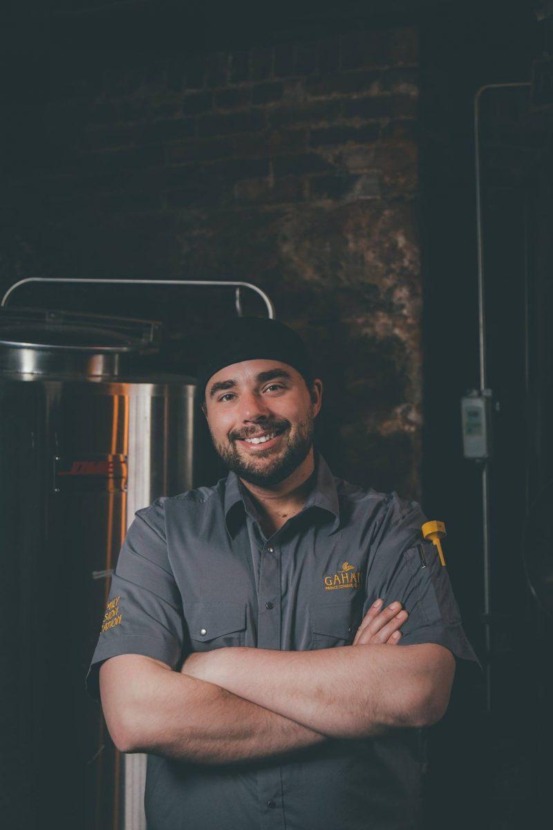 Chef Brock MacDonald, Gahan House Pub & Brewery