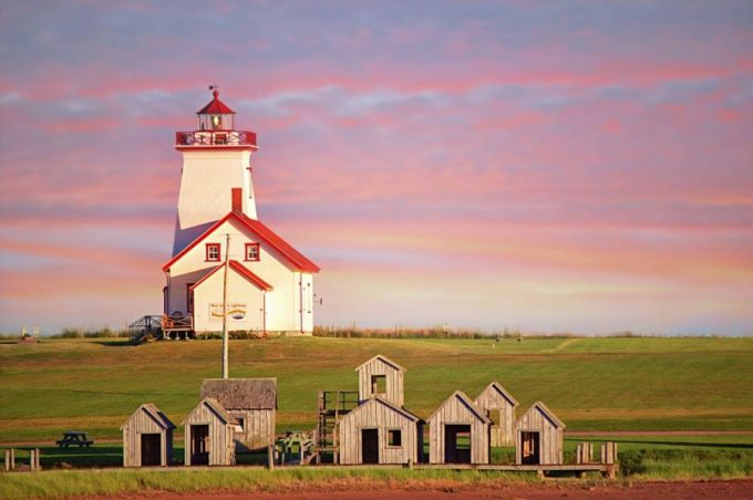 Wood Islands Lighthouse, PEI