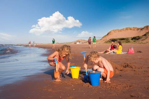 Photo by Stephen Harris ©Tourism PEI, Brackley Beach