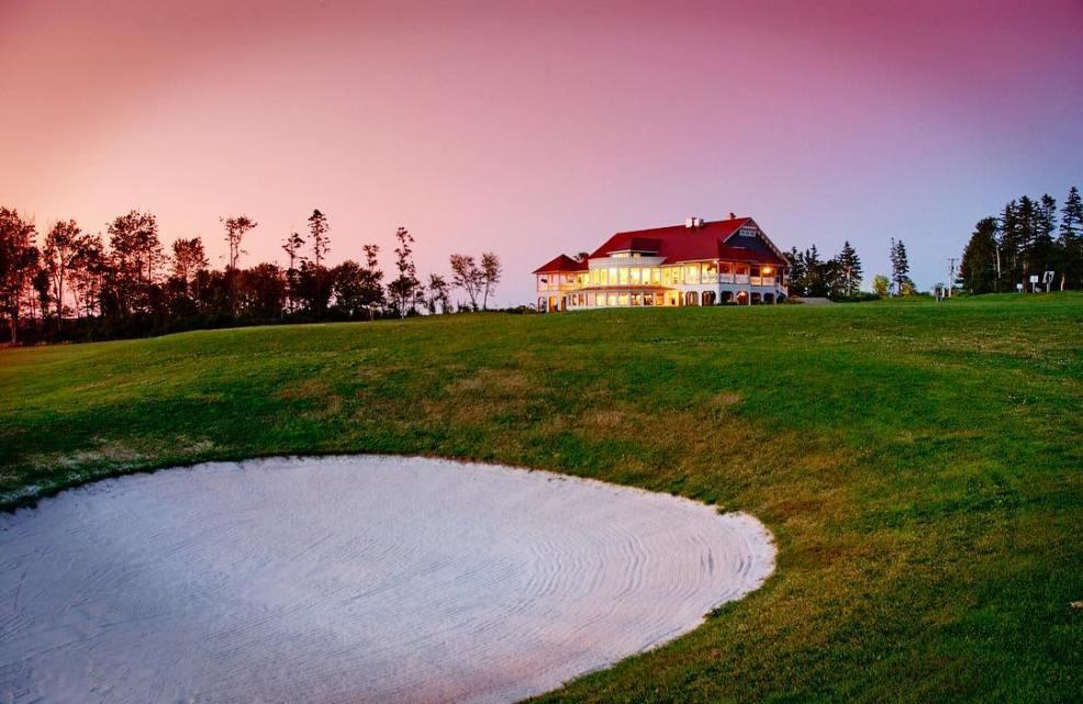 Golf at Fox Meadow Prince Edward Island