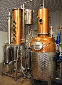 Myriad Distillery Prince Edward Island