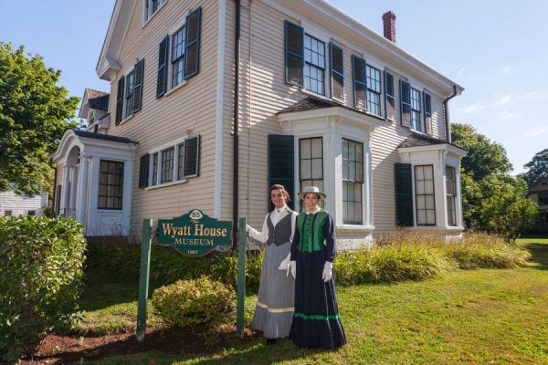 Wyatt Historic House Museum