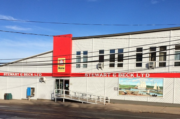 Stewart and Beck Home Hardware