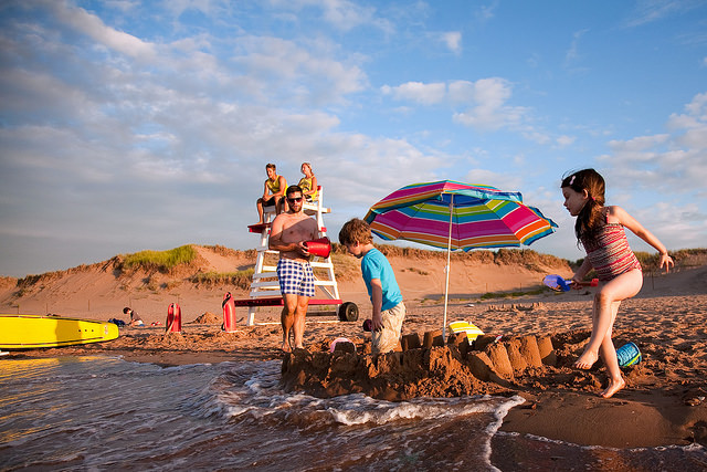 Photo by Stephen Harris via Tourism PEI