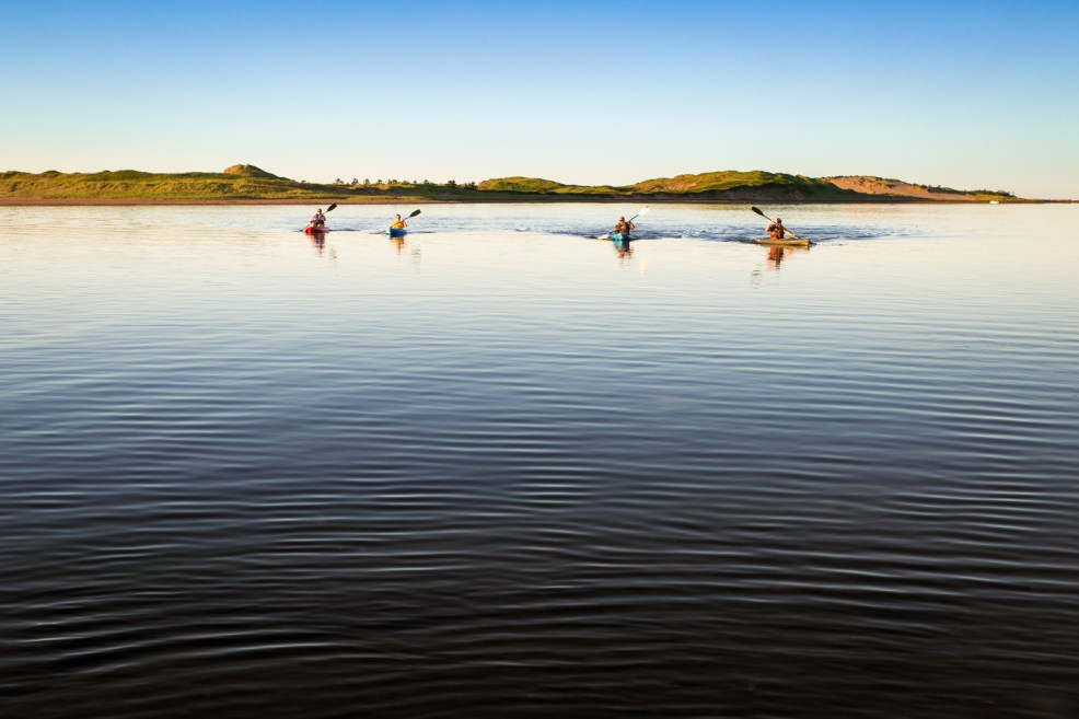Photo by Carrie Gregory via Tourism PEI