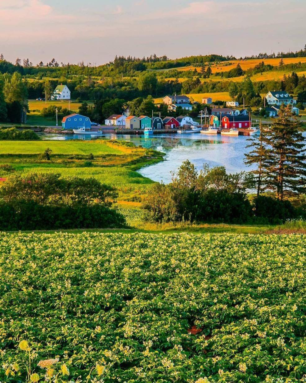 French River | Photo by Lans Photography via Tourism PEI