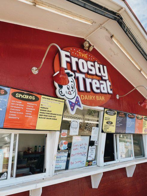 Frosty Treat