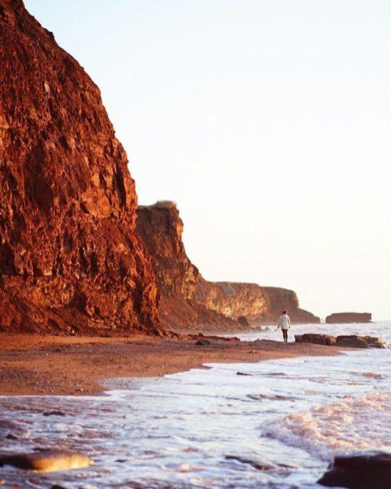 North Cape | Photo by Devon Bernard