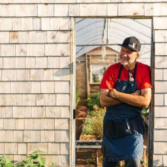 Chef Michael Smith | Photo by Al Douglas