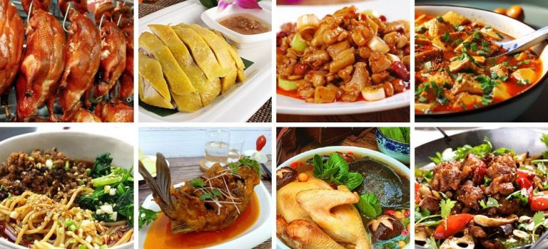 An Introduction to the 8 Famous Chinese Cuisines