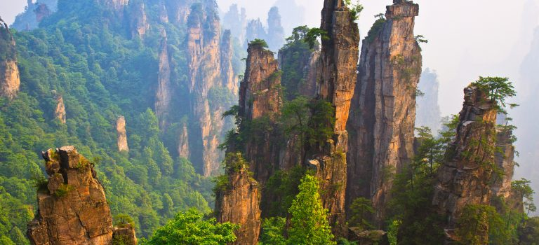 Zhangjiajie & Wulingyuan Scenic Area – Travel Guide