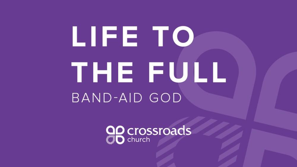 Band-Aid God Image