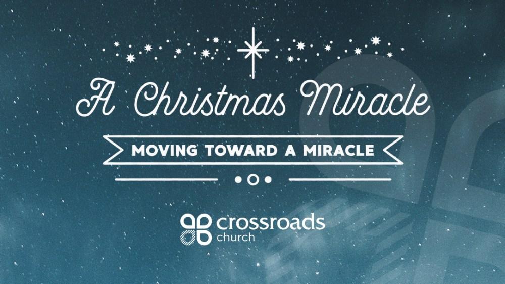 Moving Toward A Miracle Image