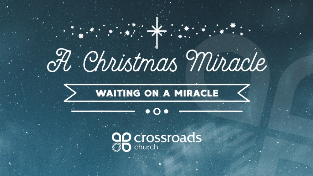Waiting On A Miracle Image