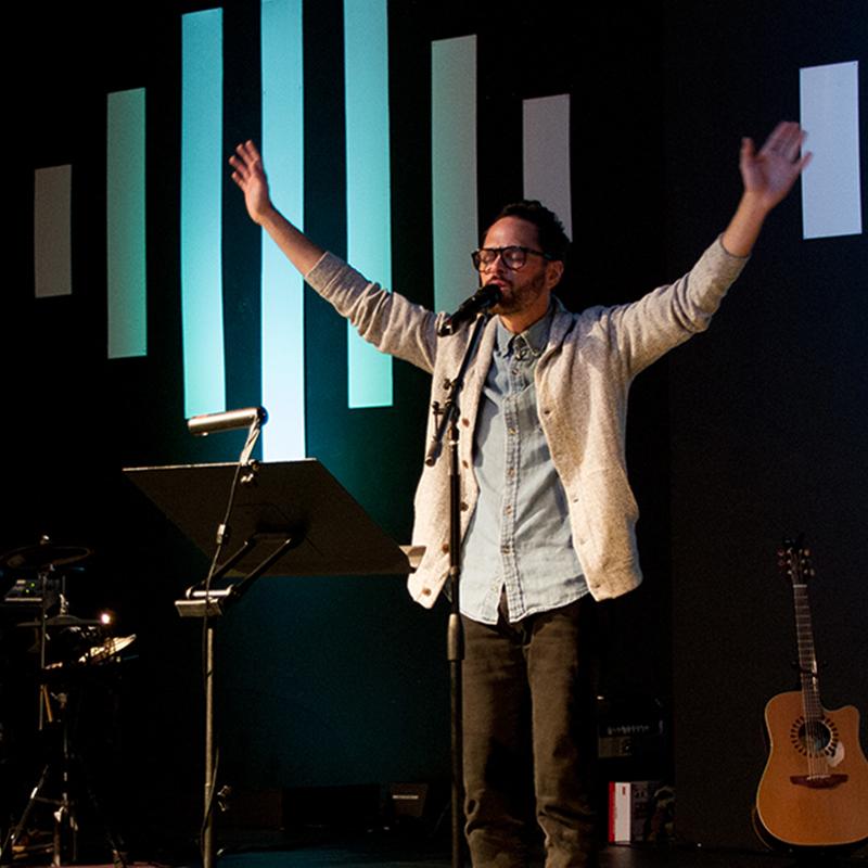 Kenneth Sumner - Worship Leader