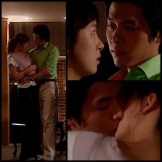 My Lovely Sam Soon Kiss