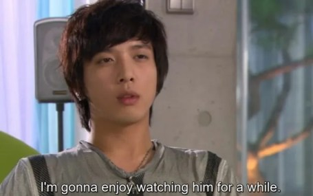 "Jung Yong-Hwa als Kang Shin-Woo ""You're Beautiful"""