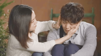 Moon Chae-Won & JooWon