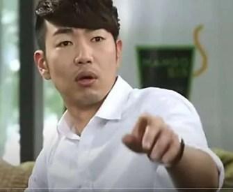 Lee Jung-Rok in  A Gentlemans Dignity