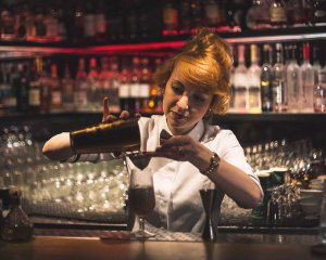 The Host Bartender