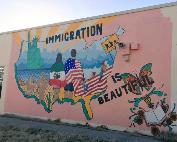 Awareness And Action Subject Of Immigrant Rights